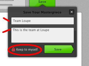 loupe_saving