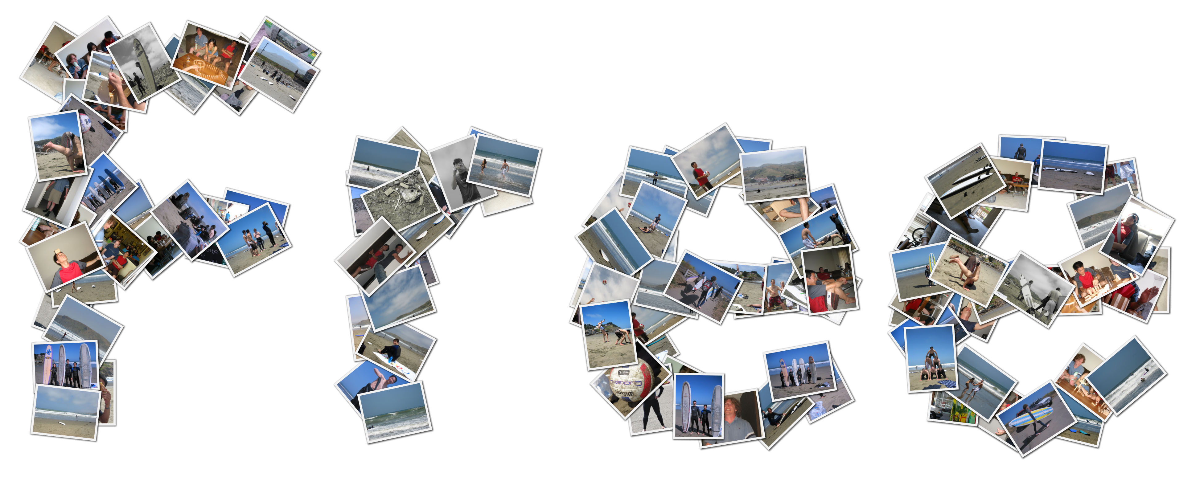 Realizzare collages con le proprie foto shape collage for Collage foto online gratis italiano