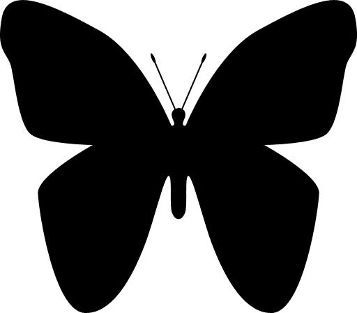 butterflyshape