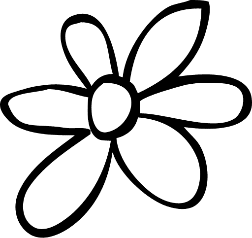 flower shape