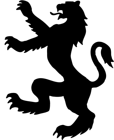 lion shape