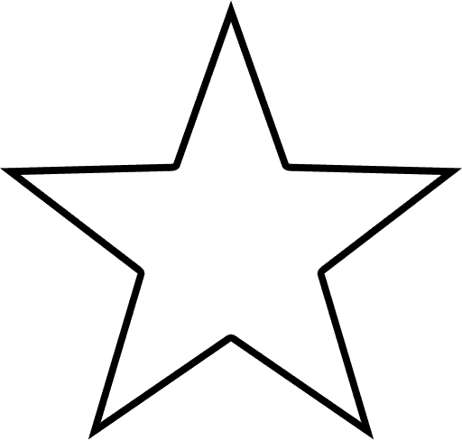 star-outlineshape