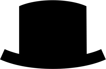top-hatshape