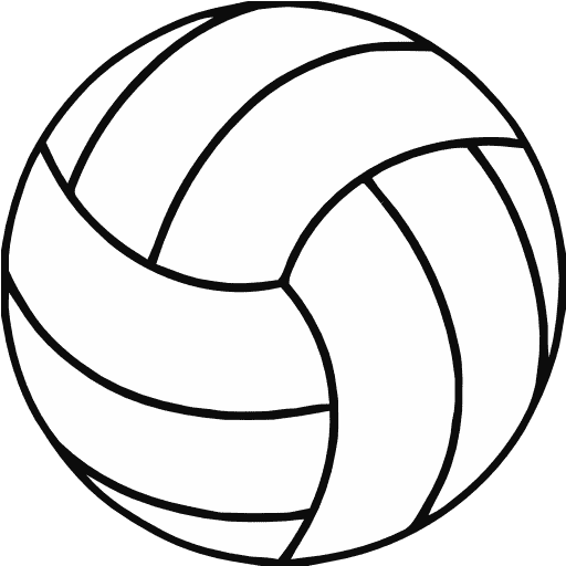 volleyball shape